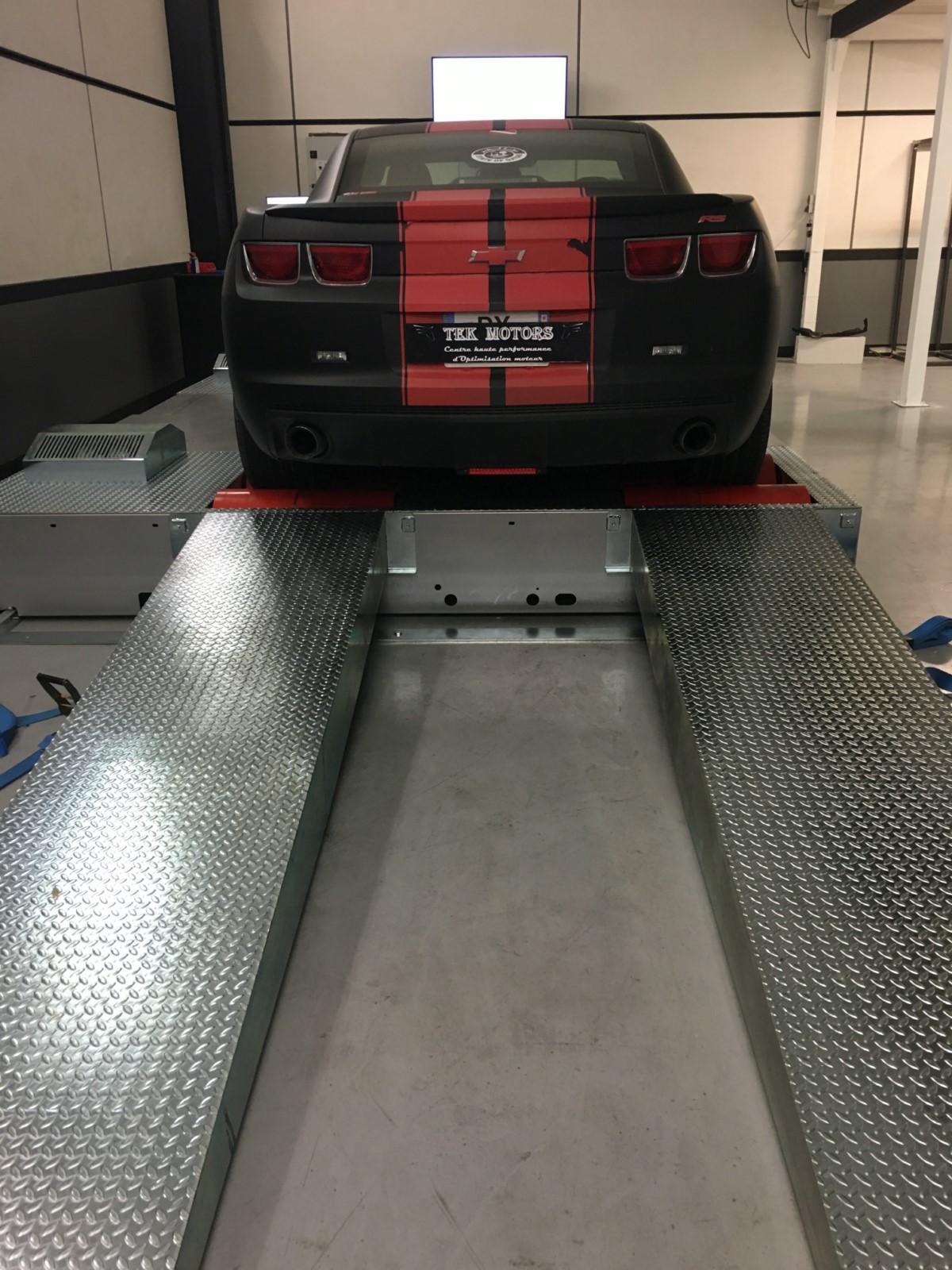 reprogrammation moteur chevrolet camaro 3 5 l 304 cv tek