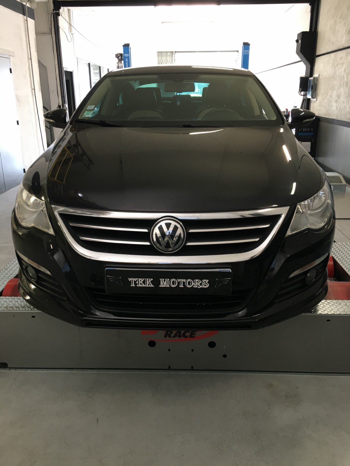 reprogrammation moteur vw passat cc 140 cv by tek motors i